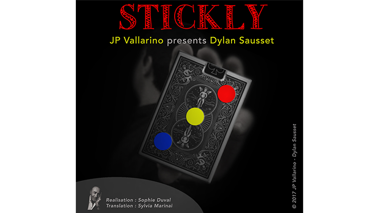 STICKLY by Jean Peire Vallarino