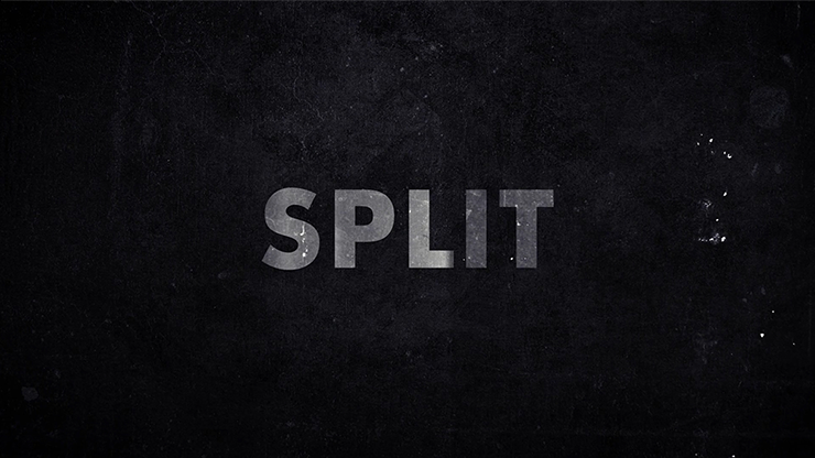 Split (DVD and Gimmicks) by EVM