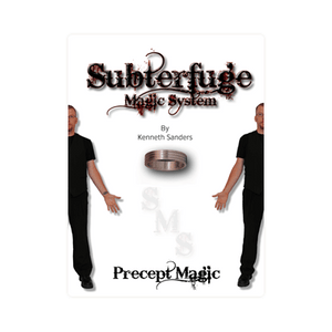 Subterfuge 2.0 Magic System (Small) by Kenneth Sanders