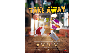 Take Away (Gimmicks and Online Instructions) by Aprendemagia