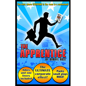 The Apprentice by Darryl Rose