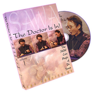 The Doctor Is In - The New Coin Magic of Dr. Sawa Vol 6