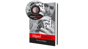The Joy of Magic (Book and DVD) by Miguel Gómez