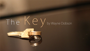 The Key (Gimmicks and Online Instructions) by Wayne Dobson