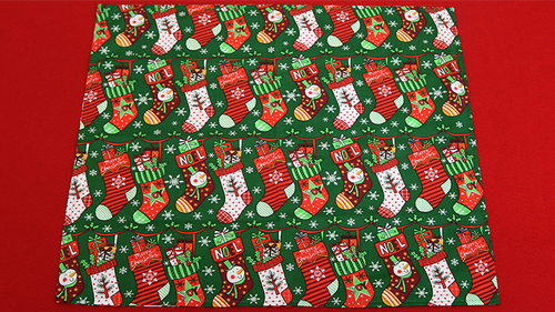 Santa's Handkerchief!  Ickle Pickle Products.