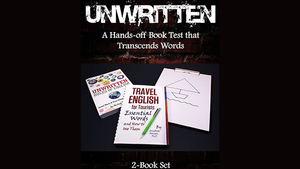 Unwritten: A Hands-off Book Test that Transcends Words (2-Book Set) by J C SUM