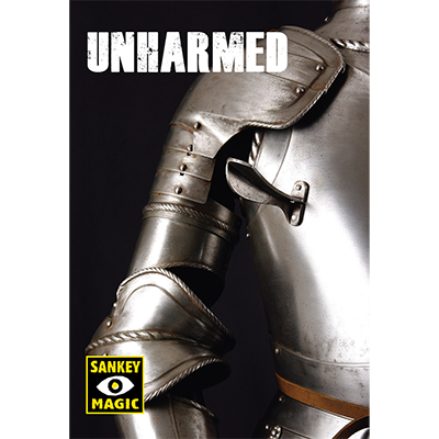 UNHARMED (DVD+GIMMICK) by Jay Sankey