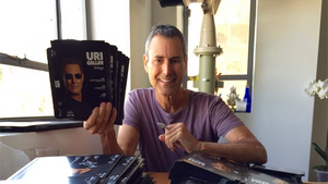 Uri Geller Trilogy (Standard) by Uri Geller and Masters of Magic