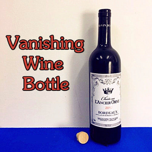 Vanishing Bottle - Wine