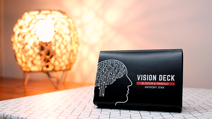 Vision deck Red by W.Eston, Manolo & Anthony Stan