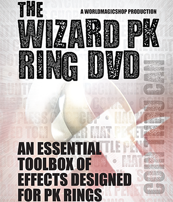 Wizard PK Ring video  DVD
