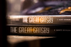"Zandman Book Test Josh Zandman ""The Great Gatsby"" version"