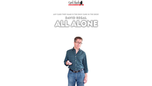 All Alone (Gimmick and Online Instructions) by David Regal