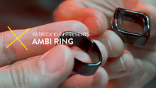 Ambi Ring Black by Patrick Kun