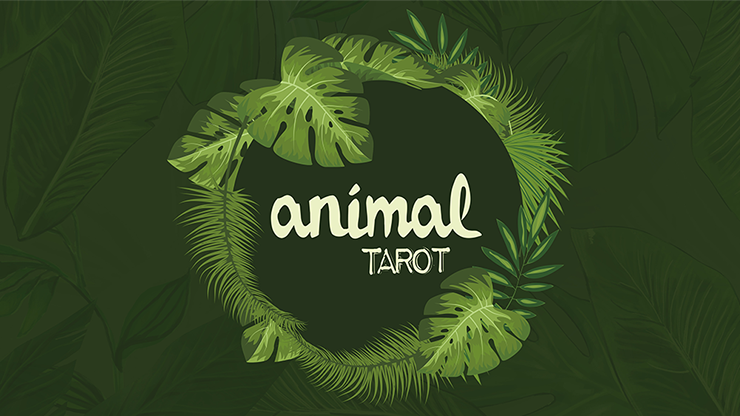 Animal Tarot (Gimmicks and Online Instructions) by The Other Brothers