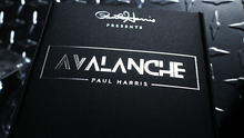Paul Harris Presents AVALANCHE Blue(Gimmick and Online Instructions) by Paul Harris Ships June 3rd