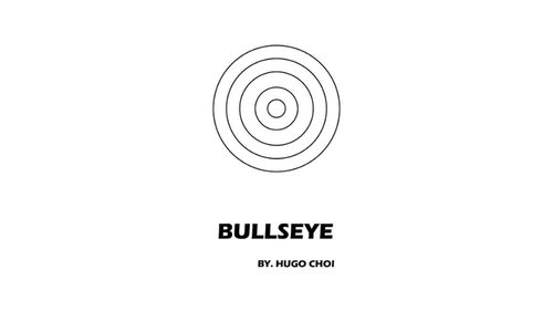 BULLSEYE (Gimmicks and Online Instructions) by Hugo Choi