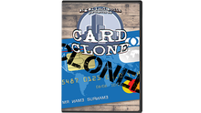 Card Clone (Gimmicks and Online Instructions) by Big Blind Media