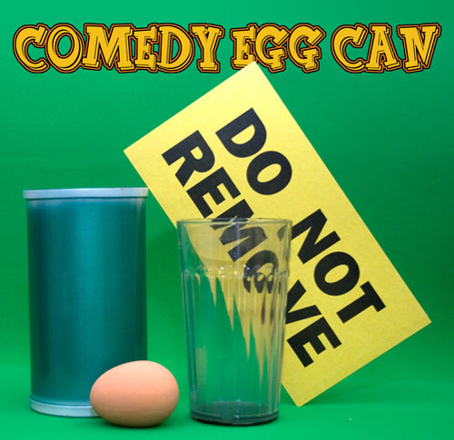 Comedy Egg Can - Mak