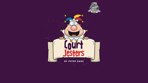 Court Jesters (Gimmick and Online Instructions) by Peter Kane and Kaymar Magic