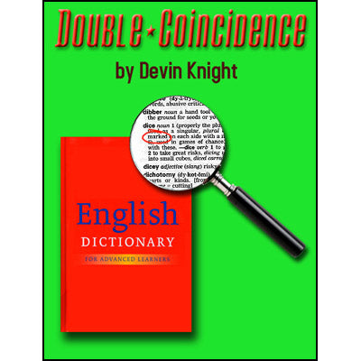 Double Coincidence by Devin Knight and Al Mann