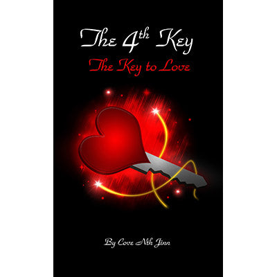 Fourth Key Booktest by Alakazam Magic