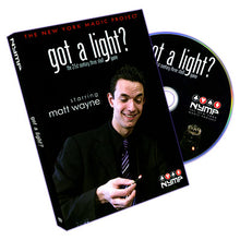 Got A Light? by Matt Wayne