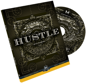 Hustle (DVD and Gimmick) by Juan Manuel Marcos
