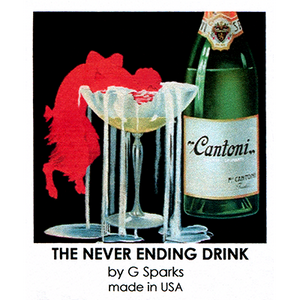 The Never Ending Drink by G Sparks