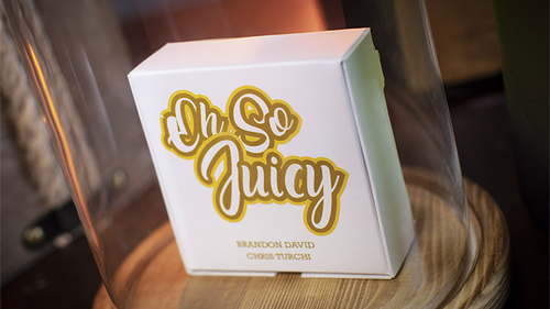 Oh So Juicy (Gimmick and Online Instructions) by Brandon David and Chris Turchi
