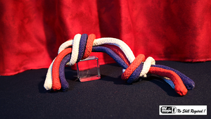 Patriotic Rope (Cotton) by Mr. Magic