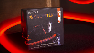 Rocco's Prisma Lites SOUND Single (High Voltage/Red)