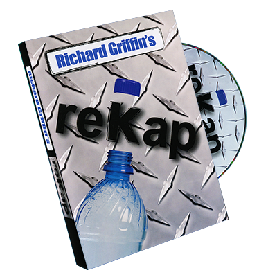 reKap (DVD & Gimmicks) by Richard Griffin