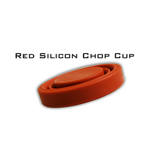 The Red Harmonica Chop Cup  by Leo Smetsers-Balls not included.