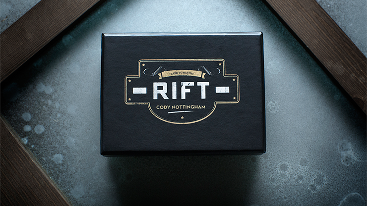 Rift (Gimmick and Online Instructions) by Cody Nottingham