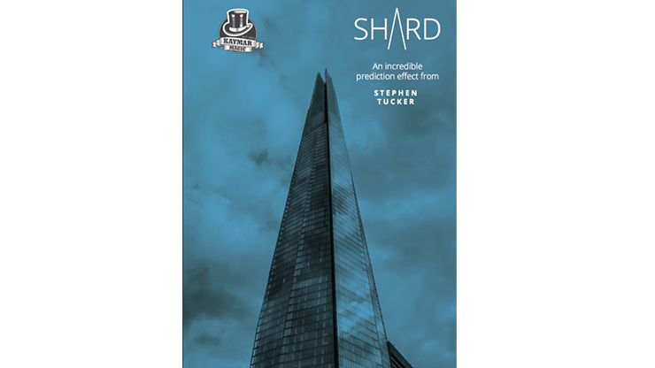 SHARD (Gimmick and Online Instructions) by Stephen Tucker & Kaymar Magic