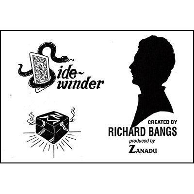 Side Winder by Richard Bangs