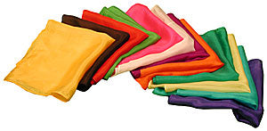 18 inch Silk 12 pack (Assorted) by Vincenzo Di Fatta