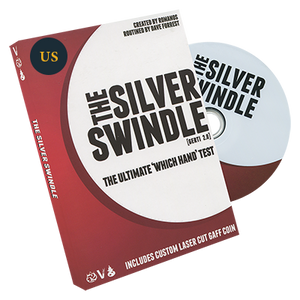 Silver Swindle (Euro) by Dave Forrest and Romanos