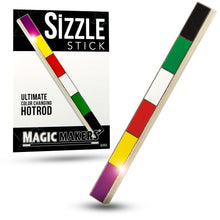 Magic Sizzle Stick by Magic Makers - Crafted in Metal & Enamel