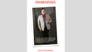 Stand Up Guy by Scott Alexander -Book