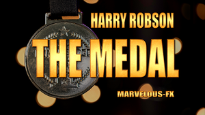 The Medal BLUE by Harry Robson & Matthew Wright