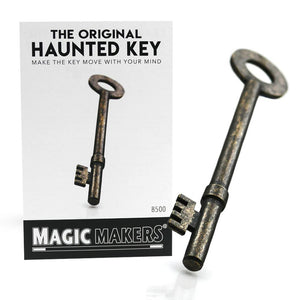 Original Haunted Key by Magic Makers with Wax and Invisible Thread included!!