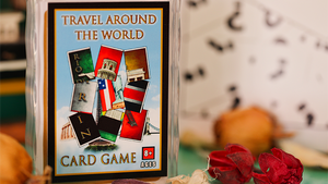 Travel Around the World (Gimmicks and Online Instructions) by Tony D'Amico and Luca Volpe Productions