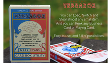 Versabox by Mark Evans