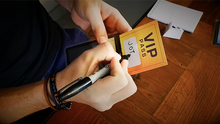 VIP PASS (Gimmick and Online Instructions) by JOTA -Easy to do! released May 20