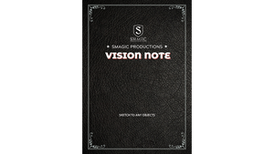 VISION NOTE by DUY THANH