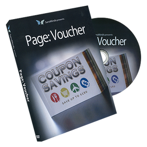 Voucher by Will Tsai and SansMinds