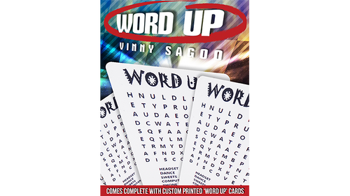 Word Up by Vinny Sagoo