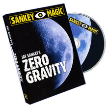 Zero Gravity (Gimmick and DVD) by Jay Sankey
